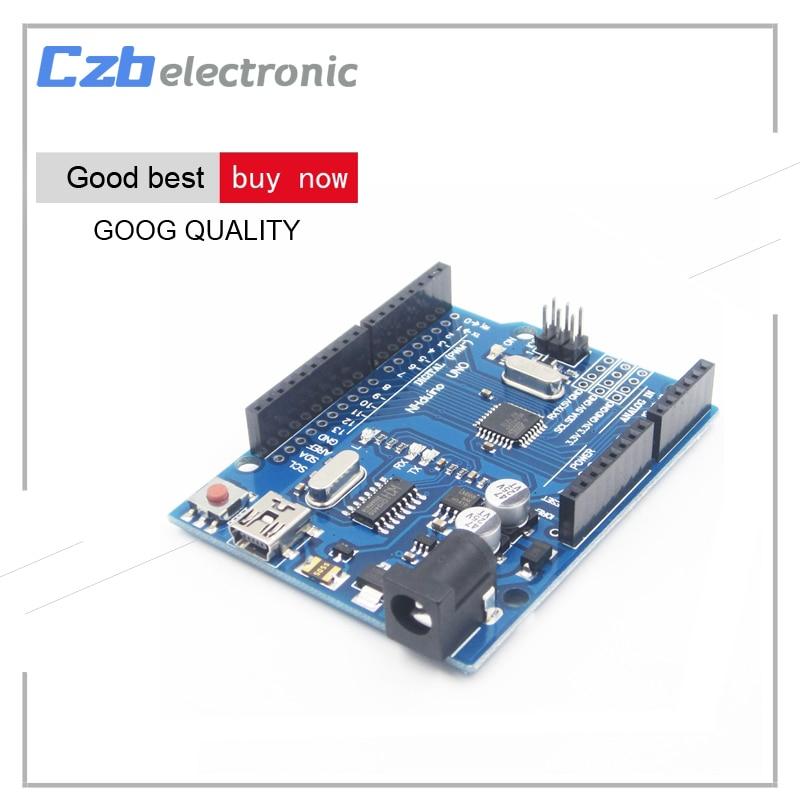 CH340G MEGA328P Mini USB UNO R3 Microcontroller For Arduino Replace ATmega16U2 Without Usb Cable ATmega328 Uno r3 Board Module