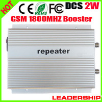 Wholesale RF DCS990A GSM DCS 2Watts 1800mhz 32dbm 75db cellular mobile/cell phone signal repeater booster amplifier detector