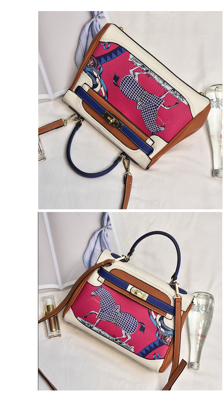 175ddd7c0c69 Women Bag Crossbody Shoulder Women Messenger Bags Paint Horse Bag ...