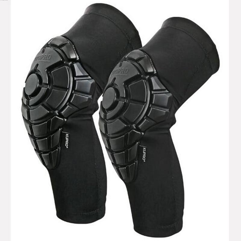 Genouillères Moto Joelheira Motocross genouillère garde vtt Ski équipement de protection genouillère Moto genouillère soutien