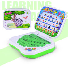 Cartoon Designed Early Education Learning Computer Toy Leaptop Toddler Kid