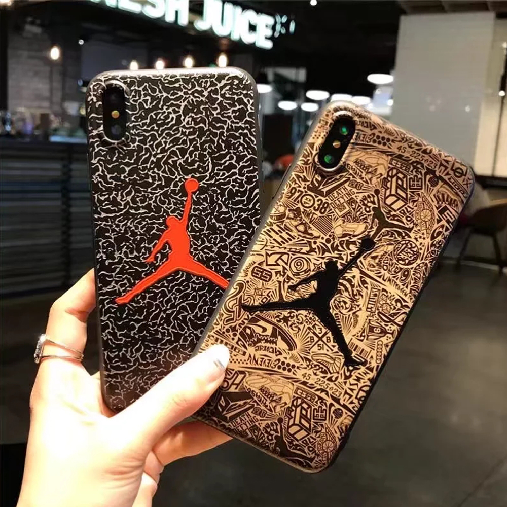 Майкл Джордан для Apple IPhone 5 5S 6 6 S 7 Plus X случае capinhas Coque крышка для iphone 8 плюс Капа телефона чехол для iPhone х чехол