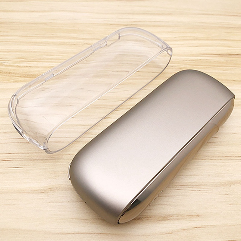 PC Case For IQOS 3.0 Electronic Cigarette Newest Transparent Full Protective Cases Hard Cover For IQOS IIII