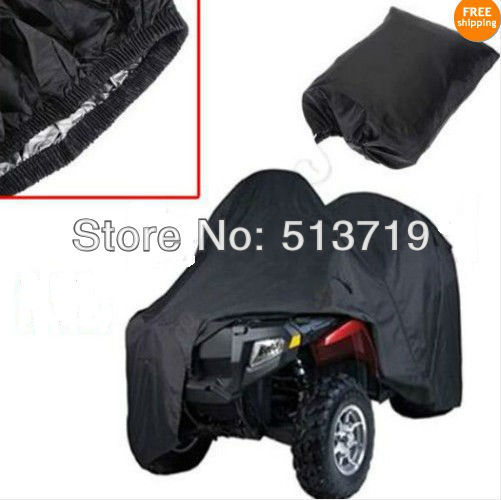Free shipping Quad bike / ATV / ATC cover Water Proof SizesBlack L Available brand new