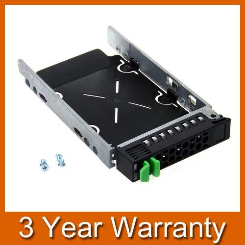 "Hot Plug SAS SATA 2.5"" Hard Drive Tray Caddy S5 S6 S7 S8 A3C40101974 A3C40058356 For Fujitsu Primergy RX600 RX300 RX900"