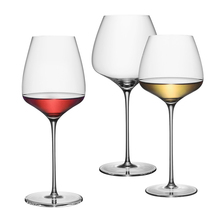 High capacity Crystal glass cup Burgundy red wine goblet Champagne Goblet Bubble Wine Tulip Cocktail Wedding Party drinkware
