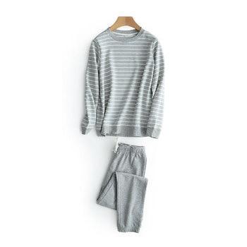 Comfort Sleepwear Stripe Pyjama Set