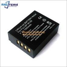 Bateria para Câmera 2 Pcs Digital Np-w126 Npw126 Fujifilm Finepix Hs30exr Hs33exr X-pro1 X-e1-e2 X X-m1-a1 X-a2 X-t1 X-t10 X-t20