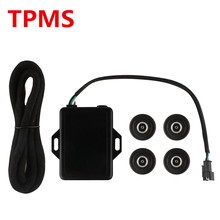 Special Car Tire Pressure System TPMS Only for Ownice display the tempreature and pressure with high degree accuracy