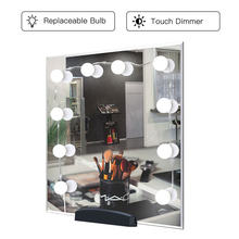 WRUMAVA Makeup Mirror Vanity LED Light Bulbs Kit USB Charging Port DIY Adjustable Brightness Comestic Lamp for Dressing Table-in LED Night Lights from Lights & Lighting on Aliexpress.com | Alibaba Group