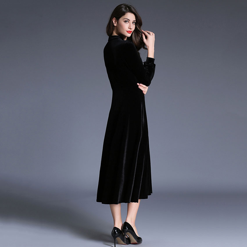 black dresses evening