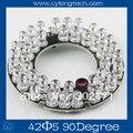 42 LED 5 мм Инфракрасный ИК Светодиодные Табло Для Камеры 90 Градусов Лампа. CY42F5-90A