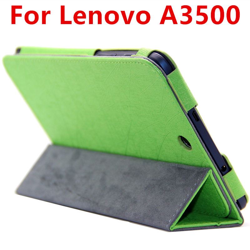 Case Cover For Lenovo A3500 A7-50 Protective Protector Smart covers Leather Tablet PC 3500 A7 A7 50 PU Sleeve Case 7 inch for lenovo tab 2 a7 30 2015 tablet pc protective leather stand flip case cover for lenovo a7 30 screen protector stylus pen