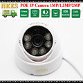 Indoor POE IP Camera 2MP 1920*1080P IR Dome Surveillance Network Camera 720P 960P with 3.6mm Lens