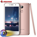 "Original HOMTOM HT37 5.0"" HD 720P Smartphone Fingerprint Quad Core MTK6580 Cellphone 2GB+16GB ROM 13MP 3000mAh 3G Mobile Phone"