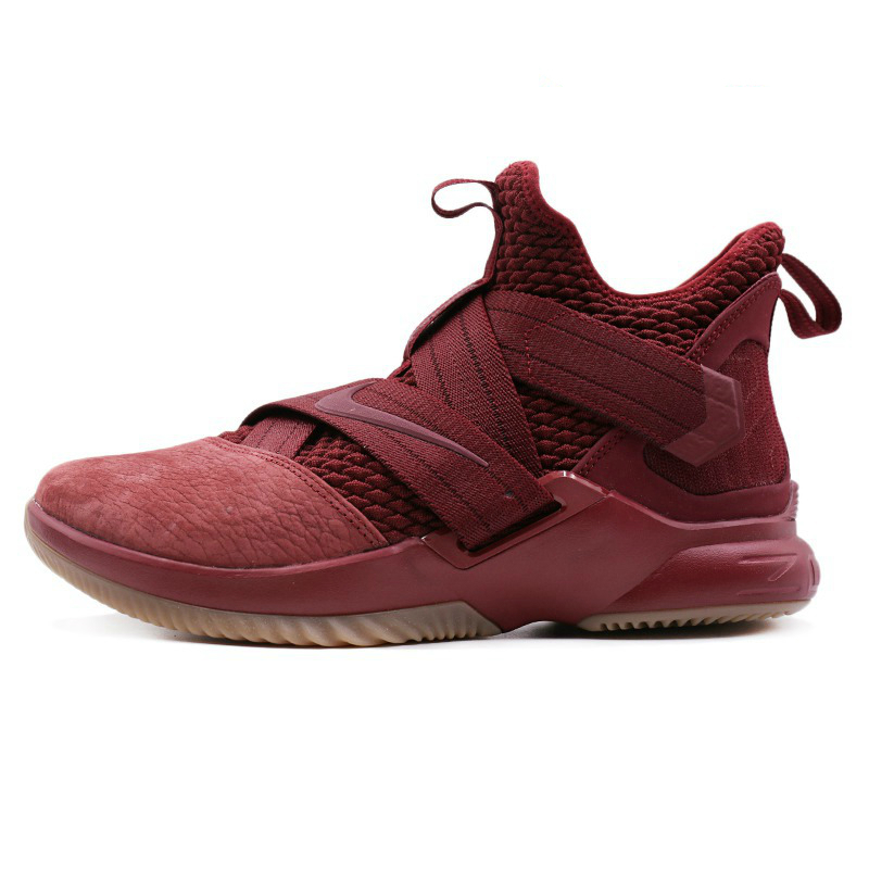 brand new f0aaf 1825d NIKE LEBRON SOLDIER XI SFG LBJ Original Men's Basketball Shoes High Cut  Sneakers Comfortable Breathable Shoes #AO4055