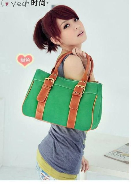 free shipping, ancient time style canvas shoulder bag for ladies , canvas totes bags, high quality