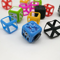 Silicon Prism Box Case for Fidget Cube Toy Anti Stress ADHD