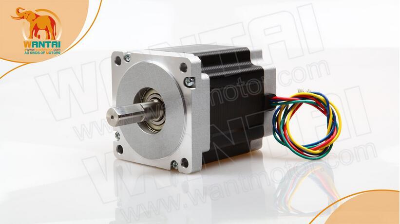 Wantai 1 PC Nema34 Step Motor WT86STH118-6004A 5.6A 3.6 V 8.7N-m (1232oz-in) Lazer CNC TOUNTER KITIWantai 1 PC Nema34 Step Motor WT86STH118-6004A 5.6A 3.6 V 8.7N-m (1232oz-in) Lazer CNC TOUNTER KITI