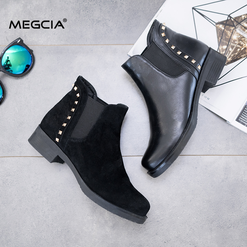 Popular Low Heel Black Suede Boots-Buy Cheap Low Heel Black Suede ...