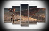 6965 Mad Max Desert Dunes Ship Game WallpapersByte poster Framed Gallery wrap art print home wall decor wall picture Already