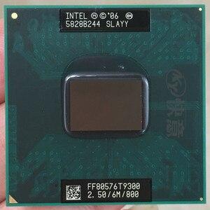 Image 1 - Intel Core 2 Duo T9300 CPU Laptop prozessor PGA 478 cpu 100% arbeits richtig