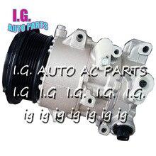 Car A/C Compressor For Toyota Camry 2.4L l4 Gas 2007 2008 2009 8831006240 8831042270 98386 6512603 471-0613 471-0617 4472601208