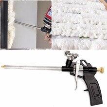 ידני PU ספריי קצף אקדח כבד החובה טוב בידוד DIY מקצועי המוליך 312x140mm 5AC800434