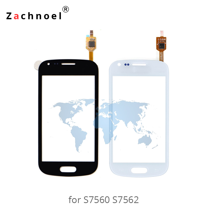 4.0 Inch Touch Screen for Samsung Galaxy Trend S S7560 S7562 GT-S7562 Duos Digitizer Panel Sensor Lens Glass Replacement Parts