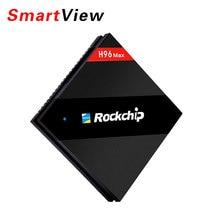 H96 Max 4 GB/32 GB Rockchip RK3399 6 Core Android TV Box 2.4G/5.8G double WiFi H.265 BT4.0 H.265 4 K * 2 K 1000 M LAN Smart Media player