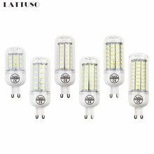 LAN MU G9 SMD 5730 Lamparas Led Light Bulb 220v 24 36 48 56 69 72LEDs Ampoule Energy Saving Lamp Replace Edison Lampen