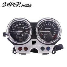 For HONDA CB400 1992 1993 1994 92 93 94 Motorcycle Speedometer Tachometer Meter Gauge Odometer Cluster instrument assembly