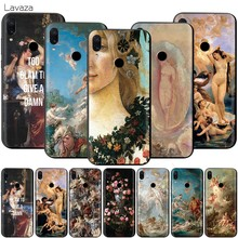 Lavaza Art Paintings The Birth Of Venus Case for Xiaomi Redmi Note 4A 4X 5 5A 6 6A 7 S2 Pro Go Prime Plus(China)