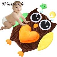 76cm 76cm Baby Soft Play Mat Plush Baby Crawling Activity Mat Playing Cushion Mat Pillow Pad