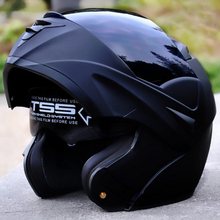 Multi Colors DOT Dual Visor Motorcycle Helmets Inner Removeable Flip Up Full Face Motocross Helmet With Transparent Lens M/L/XL silvering visor full face dual visor motorcycle helmet