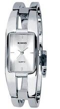 Stainless Steel Crystal Bracelet Bangle Watch for Women's Quartz Wrist Watch Top Brand Fashion Cassaul Watch Ladies Clock
