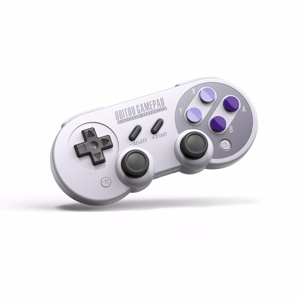 Image 2 - Official 8BitDo SN30 Pro Wireless Bluetooth Gamepad Controller with Joystick for Windows Android macOS Nintendo Switch Steam-in Gamepads from Consumer Electronics