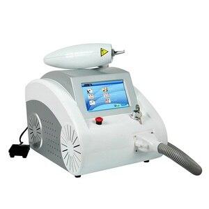 Портативный лазер nd yag для удаления татуировок