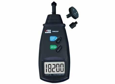 VICTOR DM6235P tachymètre numérique LCD à 5 chiffres Instrument électronique d'autoranging portatif