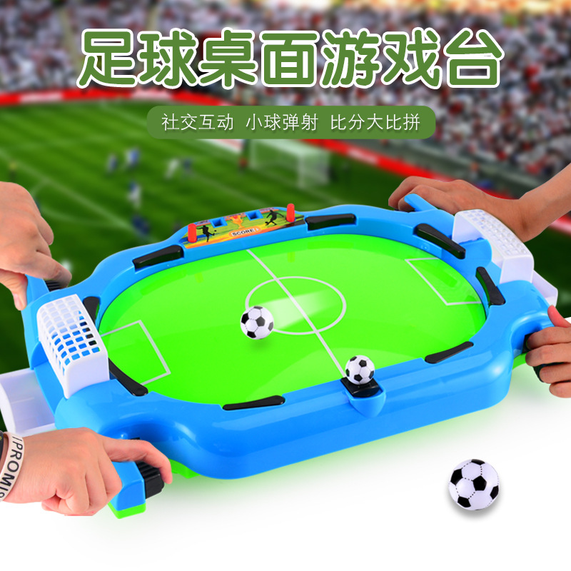 Table Football Game Table Soccer Game Boy Interactive Toy Journey Vacation Casual Game image