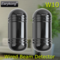 Wired Outdoor Waterproof Infrared Beam Detector, infrared barrier Detector