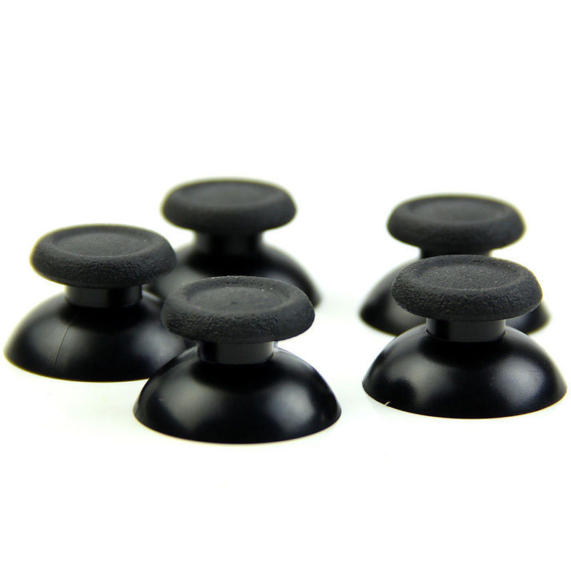 4/1PCS Plastic 3d Joystick analog thumb stick Cap Replacement  for Sony Playstation 4 PS4 Controller analogue Thumbstick