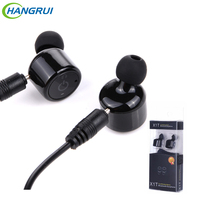 X1T Twins True Wireless Earphone Sport Stereo Earphones Bluetooth Headset Earbuds With Voice Prompt For IPhone