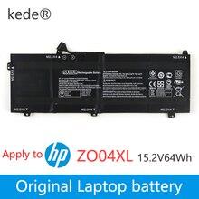 kede 15.2V 64Wh Original ZO04XL Laptop Battery For HP ZBook