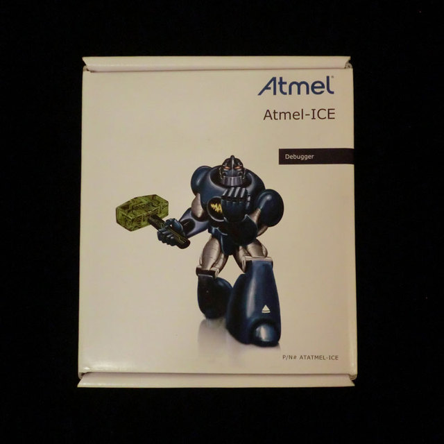 ATATMEL ICE Full Kit In Circuit Debuggers ATATMEL Atmel ICE debugger with accessories