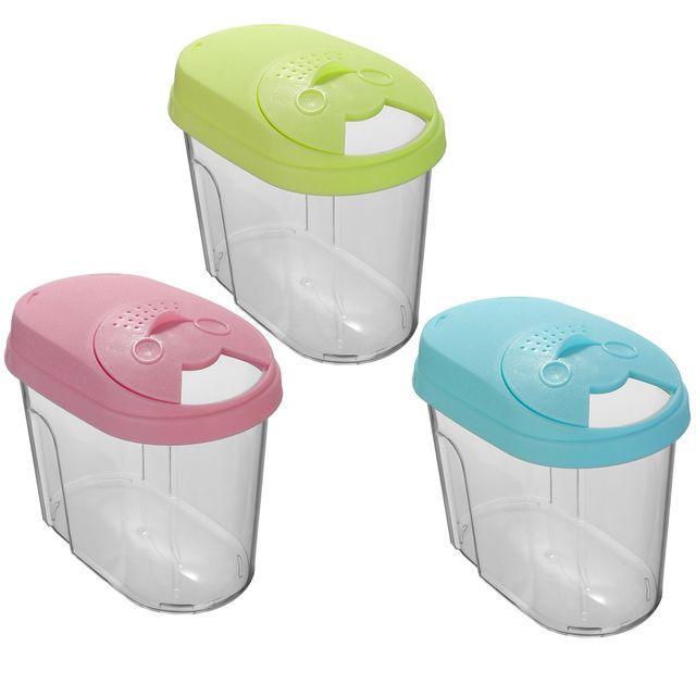 Online Shop 05L1L2L Dried Food Cereal Flour Container Storage Box