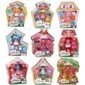 Novo mini lalaloopsy figuras dolls para meninas crianças toys crianças presentes de natal