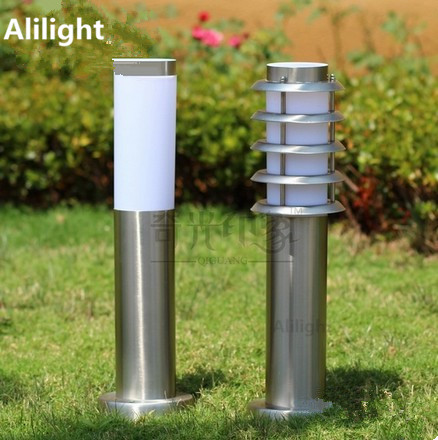 Lawn Light Ing Stainless Steel Outdoor Lighting Luminaire Waterproof Landscape Modern Brief Lamps