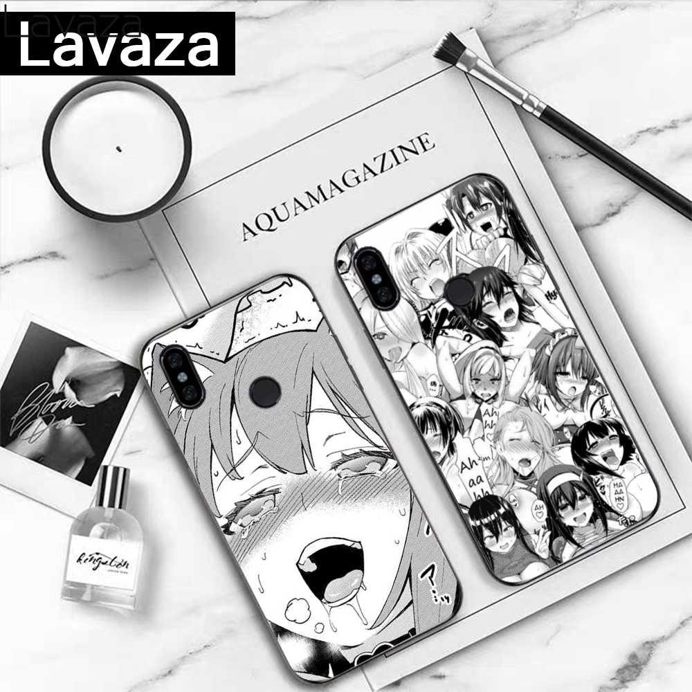 Lavaza Anime Cô Gái Hoạt hình Nhật Bản dễ thương mặt Ốp Lưng Dẻo Silicone Xiaomi Redmi 4A 4X 5A S2 5 6 6 Plus 6 6A note 4 PRO 7 8 K20 Thủ Đi