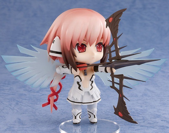 10cm Heaven's Lost Property Anime Action Figure PVC Collection Model toys brinquedos for christmas gift free shipping